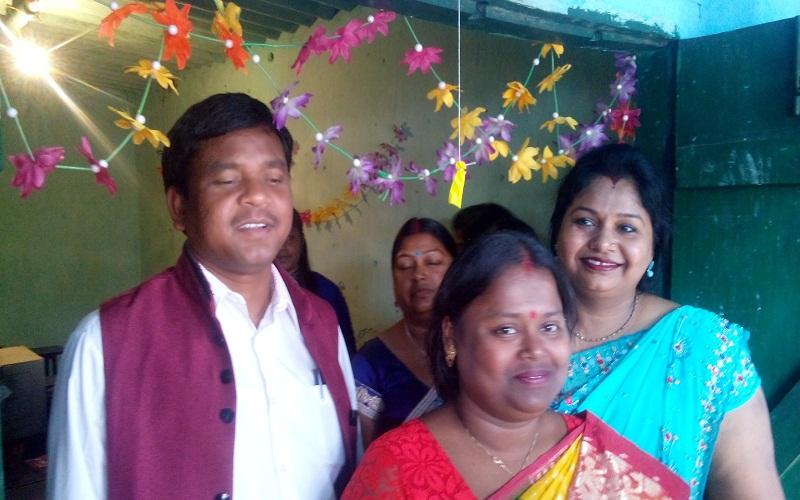 Opening Ocassion Of Tatishilve Ranchi Centre From BJP (MLA) Ram Kumar Pahan Ji